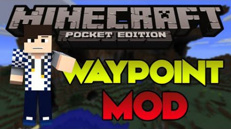 Waypoints Minecraft PE Mod For Android Download - Journeymap map para minecraft 1 11