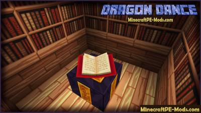 Dragon Dance MCPE Texture Pack For 1.2.9, 1.2.8, 1.2.7, 1.1.0