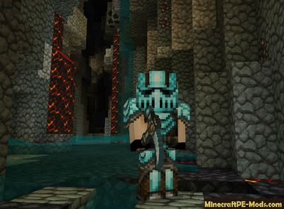 Dokucraft Dark 32x Texture Pack For Minecraft PE 1.12.0.10, 1.11.4