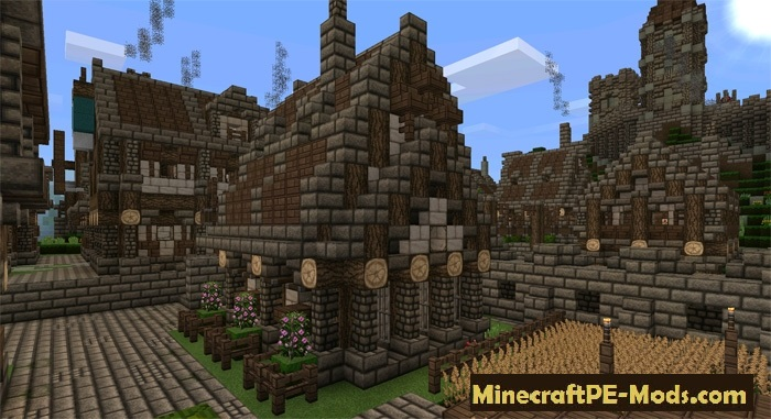 download minecraft texture packs pe