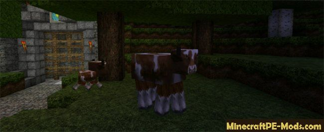 Medieval Realism Texture Pack For Minecraft PE 0150