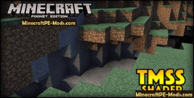 TMSS Shaders for Minecraft PE 1.5.0, 1.4.0, 1.2.13