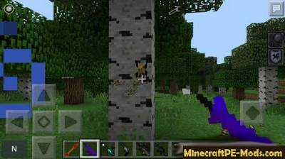 Machine Guns Mod For Minecraft PE 1.2.0, 1.1.5, 1.1.4, 1.1.3