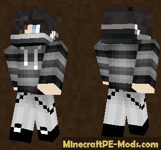Minecraft PE Skins Bedrock Edition Page - Skins para minecraft pe 0 15 4