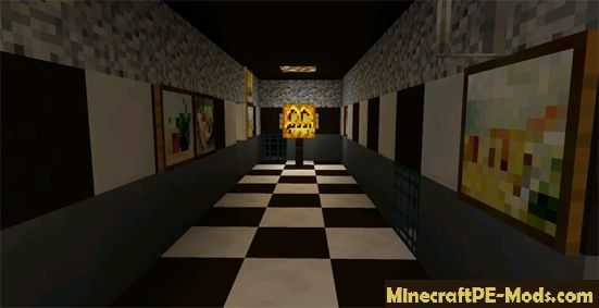 fnaf minecraft map download
