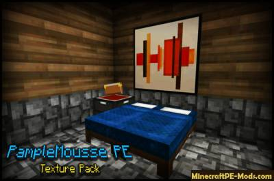 Pamplemousse Minecraft PE Texture / Resource Pack 1.1, 1.0.9