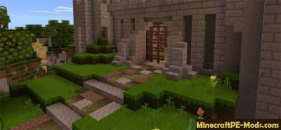 LIFE HD Texture / Resource Pack For Minecraft PE 1.2.0, 1.1.5, 1.1.4
