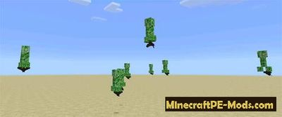 Lucky Block Hardcore Minecraft PE Mod 1.0.5, 1.0.4.11, 1.0.4, 1.0.0