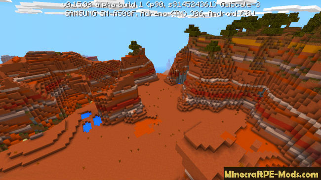 Clay biome seed for minecraft pe 150 140 1213 1211 clay biome seed for minecraft pe sciox Image collections