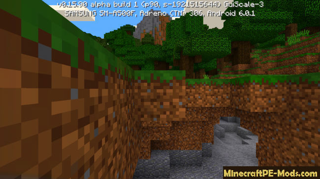 Taiga Arches of Mountains Seed For MCPE 1 12 0, 1 11 4, 1 11 1