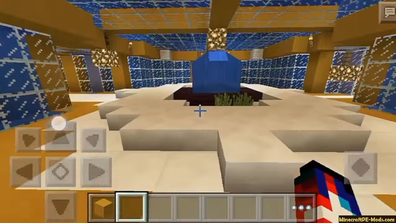 Epic Underwater House Map For Minecraft PE Download - Minecraft house map download