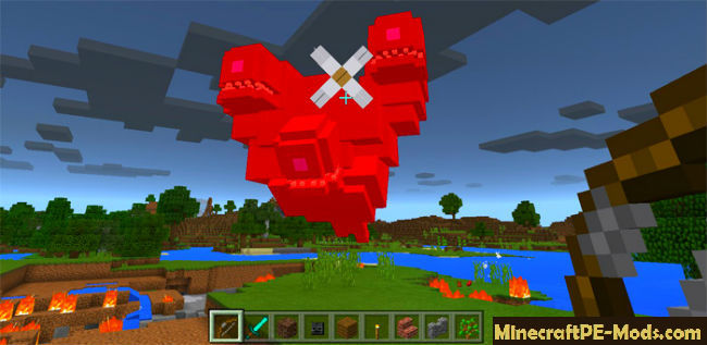 New Boss Wither Storm Addon For Minecraft Pe 1 13 0 1