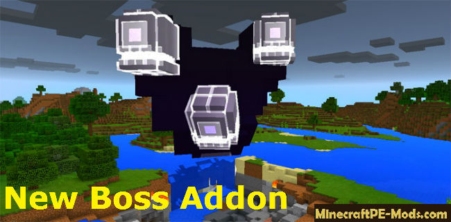 minecraft wither storm mod apk