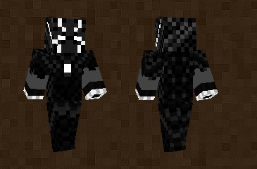 Black Panther Skin For Minecraft Pe 1120 1114 1111