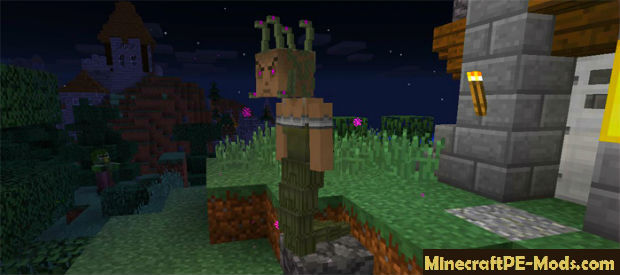 Legendary Mobs Addon / Mod For Minecraft PE 1 11, 1 10, 1 9