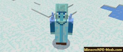 Elemental Bosses Mod For Minecraft PE 1.2.0, 1.1.5, 1.1.4