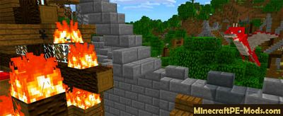 Legendary Mobs Addon / Mod For Minecraft PE 1.2.0, 1.1.5, 1.1.4