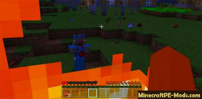 Wizards Addon / Mod For Minecraft PE 1.2.0, 1.1.5, 1.1.4, 1.0.0