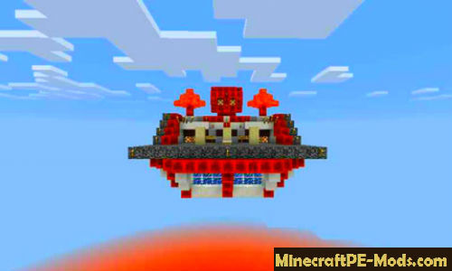 BedWars PvP Map For MCPE iOS and Android 1 13 0, 1 12 1