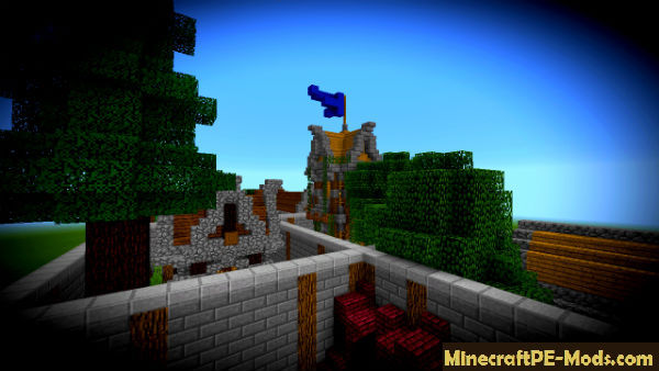 Find Lever Puzzle Map For MCPE iOS and Android 1 12 0, 1 11
