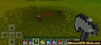 All In One Minecraft PE Mod 1.1.1, 1.1.0, 0.17.0, 0.16.0
