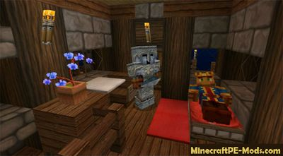 Medieval Chroma HD Texture Pack For MCPE 1.2.0, 1.1.5, 1.1.4