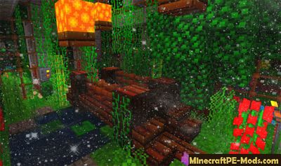 Magic Pixels Texture Pack For MCPE 1.2.0, 1.1.5, 1.1.4, 1.1.0