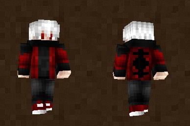 Ninja Blonde Skin For Minecraft PE - Ninja skins fur minecraft