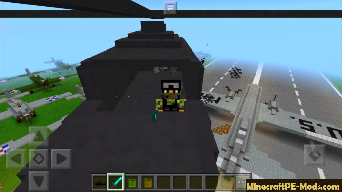 how to fly minion survival pe