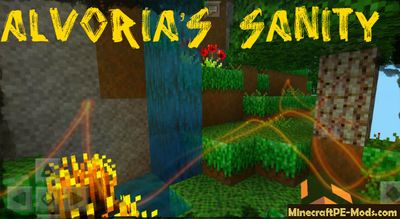 Alvoria's Sanity Texture Pack For Minecraft Better Together 1.2.0
