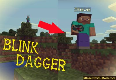 Minecraft blink mod