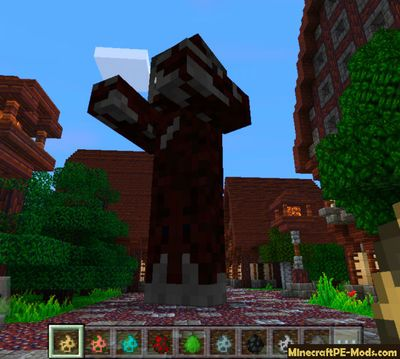 Danger Inbound Addon For Minecraft PE