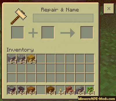 Vanilla Texture / Resource Pack For Minecraft PE 1.2.0, 1.1.5, 1.1.4
