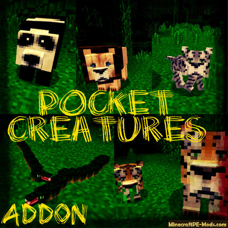 Addons for Minecraft PE 1 13 0, 1 12 1, 1 12 0 - MCPE Addons