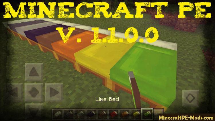 minecraft pe 1.1 0 apk free download