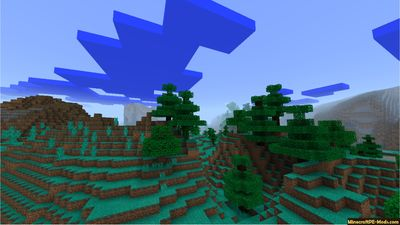 The New World MCPE AddOn / Mod