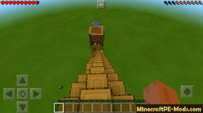 Ghost Of A Miner Map For Minecraft PE