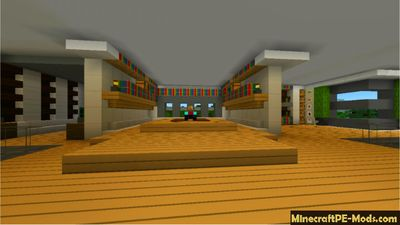 House Decorations MCPE Texture Pack 1.0.6, 1.0.4.11, 1.0.4, 1.0.0