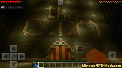 HorribleDreams Minecraft PE Map