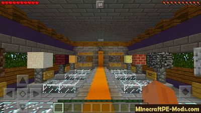24 Levels Mind Map For Minecraft PE