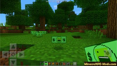 Economy Money Mod / Addon For MCPE