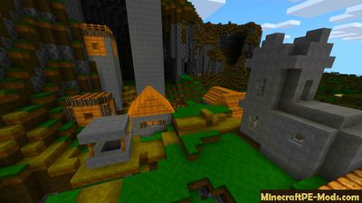 Download Minecraft PE 1.1.1 APK