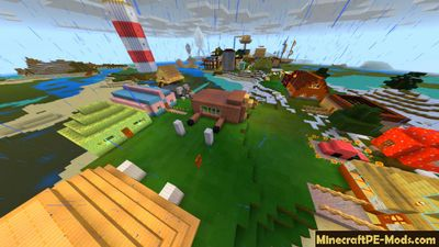 Map By Stampylonghead MCPE 1.1.0, 1.0.8, 1.0.7, 1.0.6, 1.0.5
