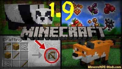 Download Minecraft PE 1.6.0.8, 1.5.2.1, 1.4.4, 1.4.2, 1.4.0.5 APK