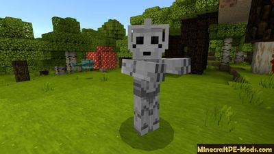 Mobs From Another Time Minecraft PE Mod 1.2.3, 1.2.2, 1.2.0