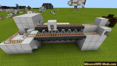 TOP 20 Redstone Creations Minecraft PE Map