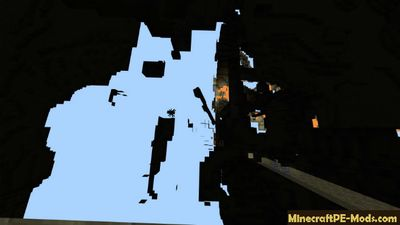 Herobrine Ghost Minecraft PE Cheat-Mod 1.2.0, 1.1.5, 1.1.4, 1.1.0
