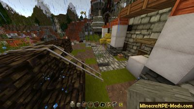 Summer Adventures MCPE Texture Pack 1.1.3, 1.1.2, 1.1.1, 1.0.9