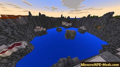 Way Home Minecraft PE Map