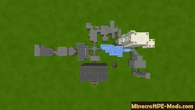 Ghast Quest Minecraft PE Map